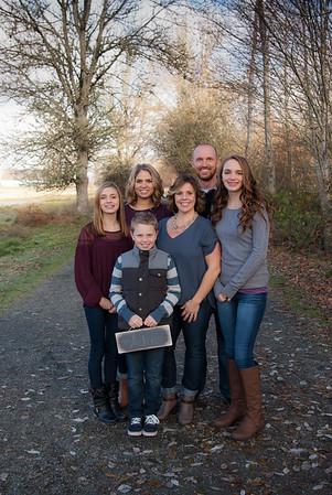 Acton Family 2015