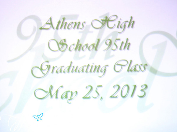 Elly's Graduation