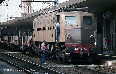 1985-08, FS at Brescia (I)