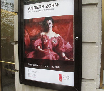 The A to Z Trip..Aquavit to Anders Zorn May 7-10, 2014. 4 fun days in NY C.