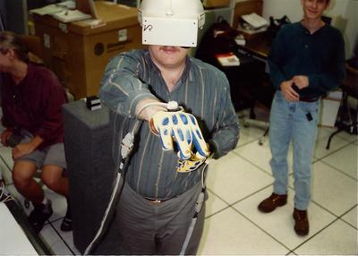 Historic VR for SIGGRAPH Panel