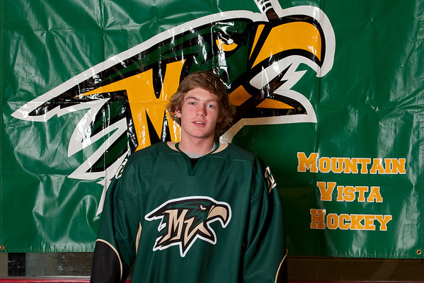 Mountain Vista Hockey Team & Individual Photos