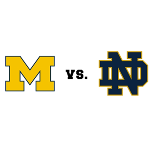 Michigan vs. Notre Dame Game Day