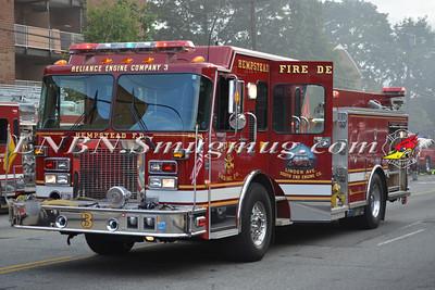 Hempstead F.D. Working Fire 590 Fulton Ave 6-17-12