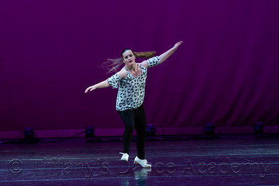 Send My Love Tap Solo - Madeline D.