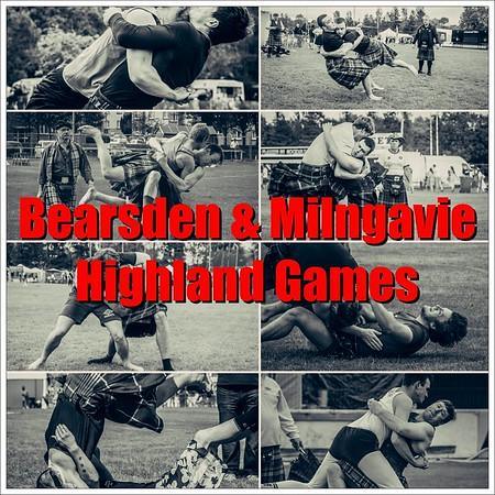 Bearsden & Milngavie Highland Games