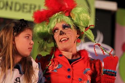 Cast A-Alice In Wonderland