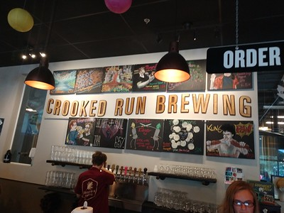 Crooked Run Brewery - Sterling