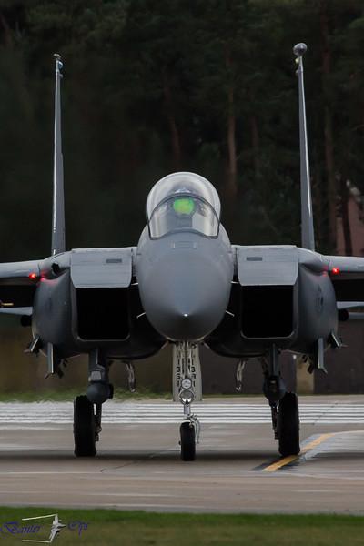 RAF Lakenheath : 16th December 2015