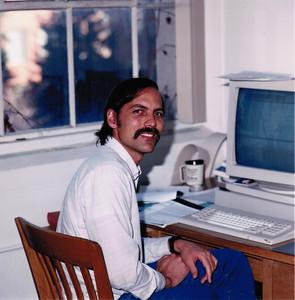 UNAVCO Staff 1985