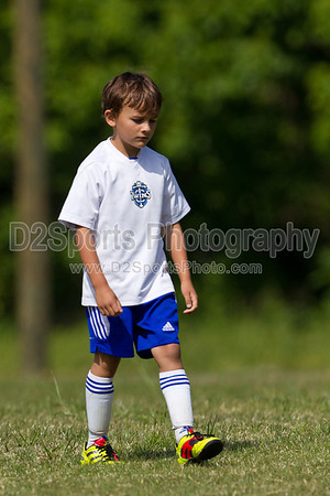 U8 Boys - Predators, Galaxy U12 Boys - Thunder, Rowdies 5/7/2011