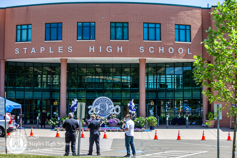 Dylan Goodman Photography - Staples High School Graduation 2020-185.jpg