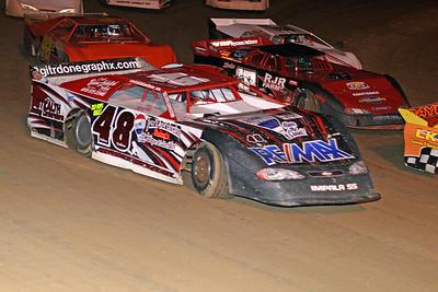 Regular Night of Racing-April 11, 2009