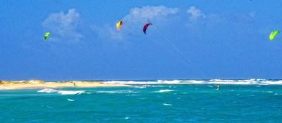 Boca Grandi Kite Beach
