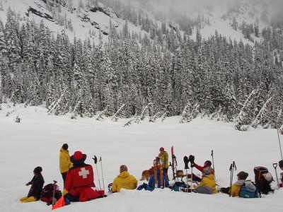 Avalanche II Field Trip
