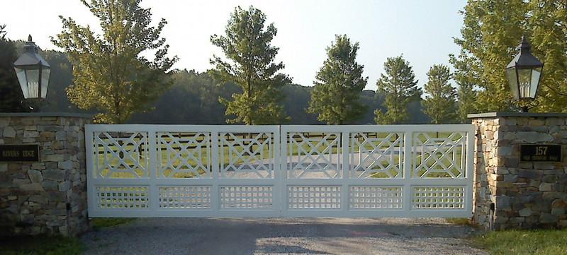 873 - NJ - Gate