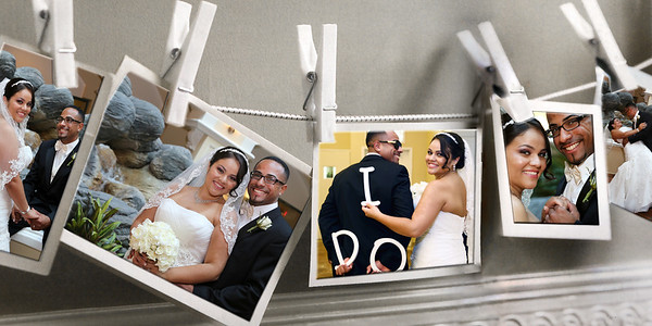 Melissa and Eric Coffee table book