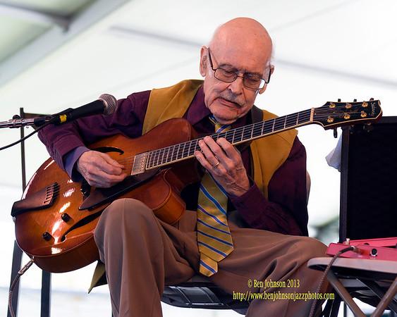 Jim Hall - A Photo Tribute