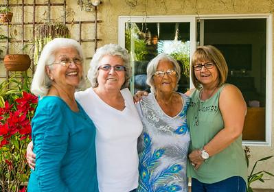 2014 - Mona's Aunts  - March 2014