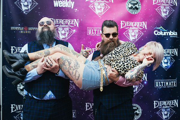 2019 Beard & Mustache Competition