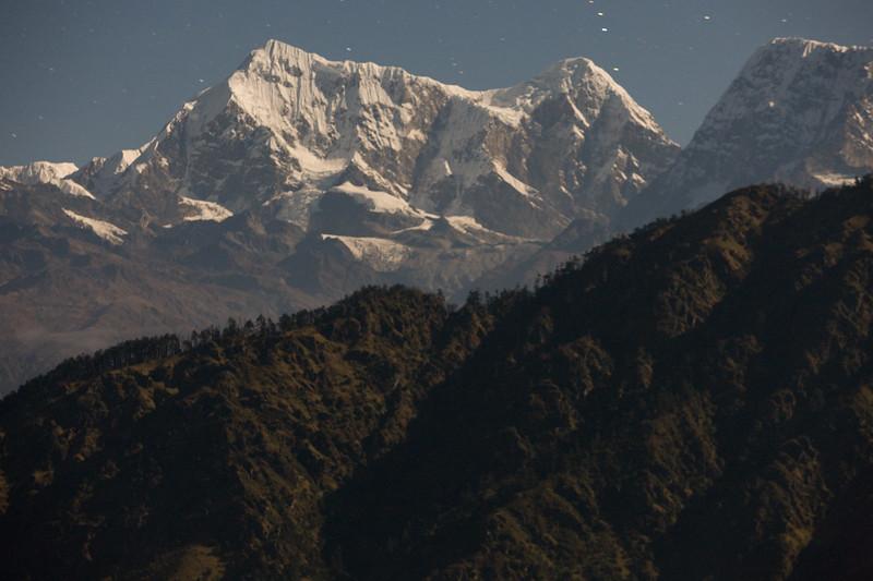 Numbur Himal in Solu, Nepal.