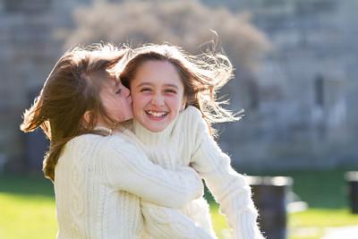 Caitlin & Olivia