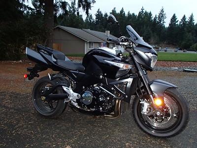 2008 Suzuki B King