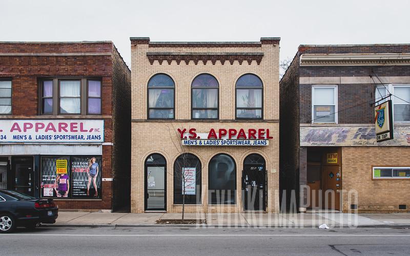 Y.S. Apparel