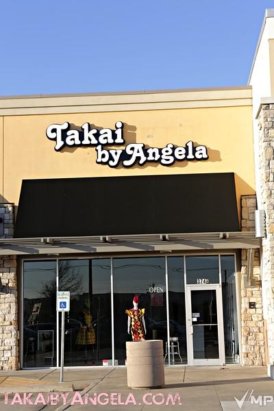 TakaibyAngela Store Opening