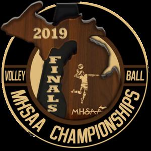 2019 1123 MHSAA Volleyball Finals