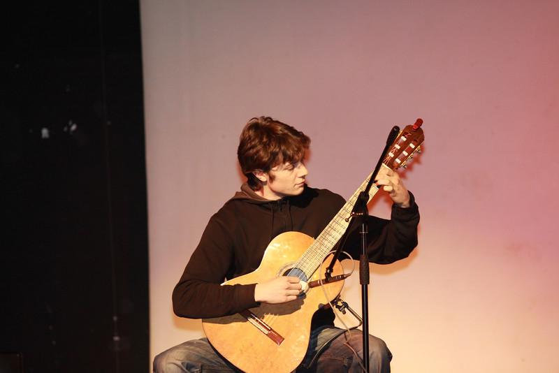 Concert des professeurs 2013