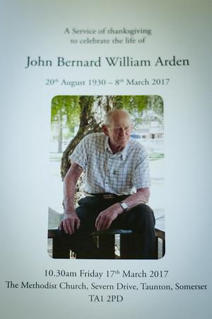 John Arden - In Memoriam