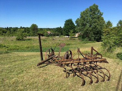 July 4th Week & Antique Farm Equipment