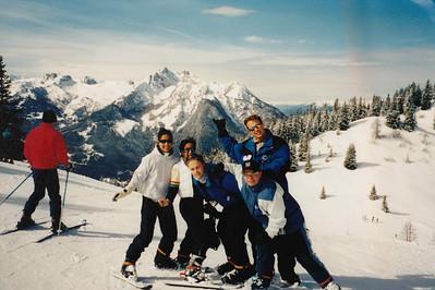 1998xxxx Skiing Flachau