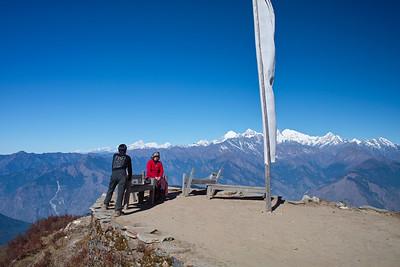 2011 Nepal - Langtang/Gosainkund/Helambu trek