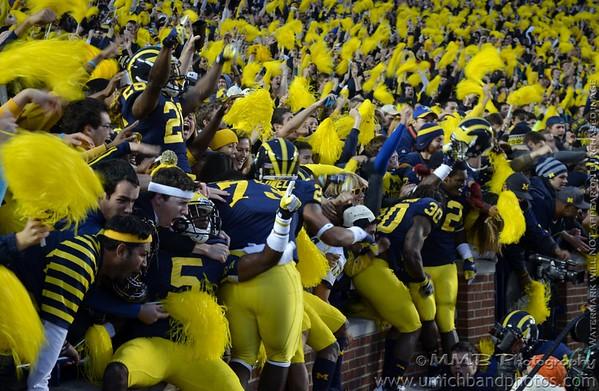 Michigan State Game Photos 2012