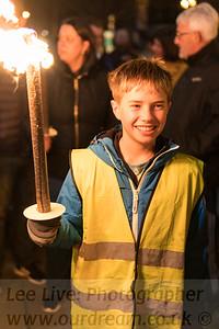 2018 Haddington Fireworks