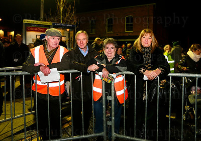 Dromore In Action Christmas Switch On 2013