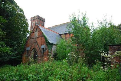 St Josephs Seminary Chapel,Kent 2012.