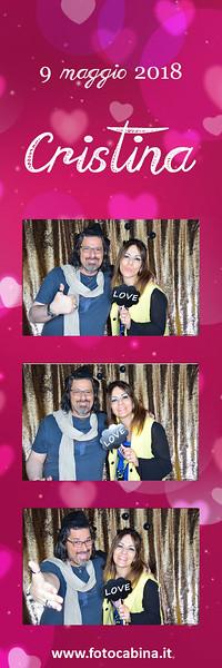 Photobooth con Fotocabina Cristina Compleanno 50 anni