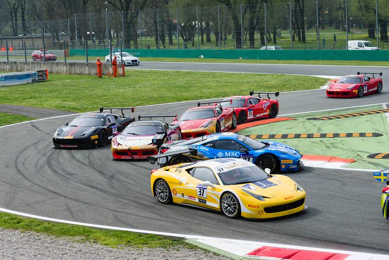 Ferrari Challenge - Trofeo Pirelli