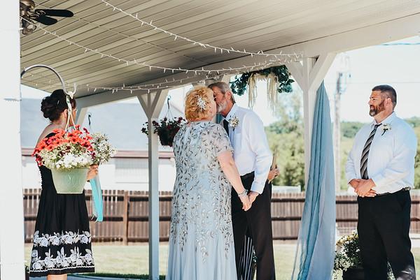 Lynn and Rodney's Wedding