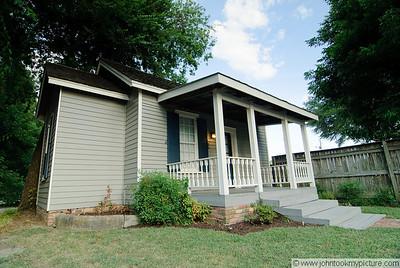 2009 Garrett Bullock House