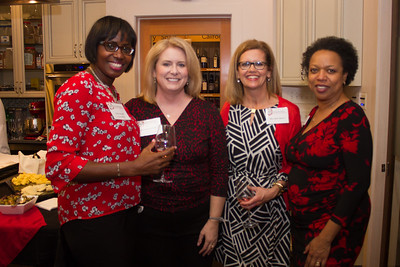 Women of UGA at Vino Venue, 2017