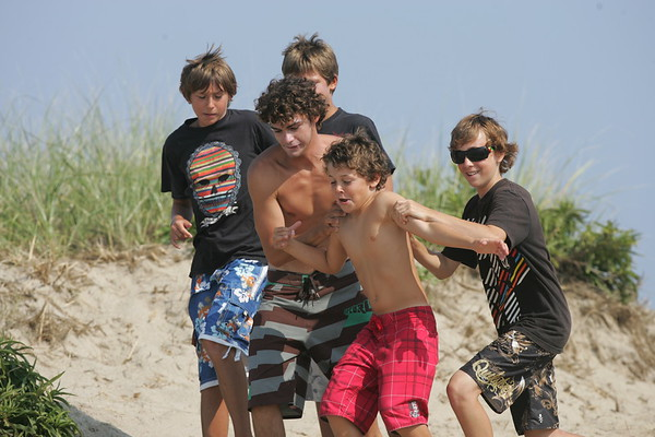 July 28,2008 Nantucket Isl.Surf School