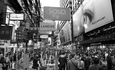 Samantha Pearsall - Market Street Hong Kong