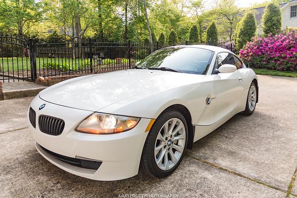 2008 BMW Z4 Coupe - FUQUAY VARINA, NC