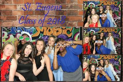St. Eugene Graduation Party 2018