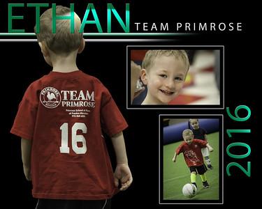 Ethan Soccer 2016