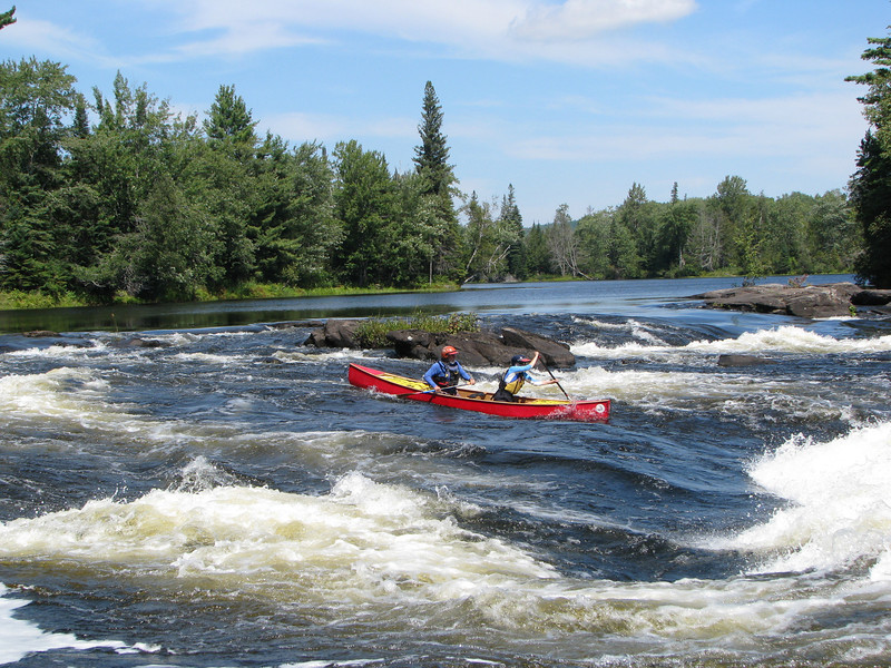 Madawaska River, Photo by: Tom Harman